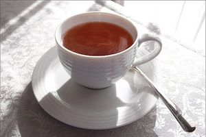 black tea for hair loss
